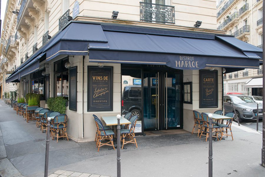 Restaurant marloe emma roux
